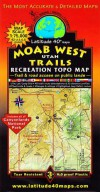 Moab West Trails