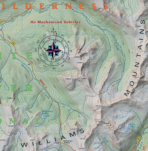 williams mountains colorado