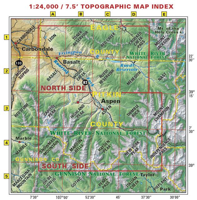aspen snowmass recreation map
