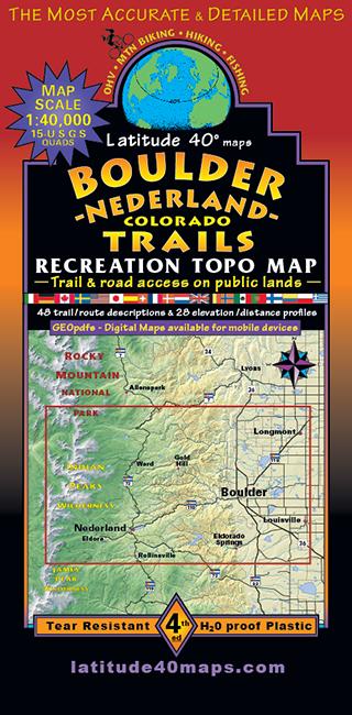 Boulder - Nederland Trails