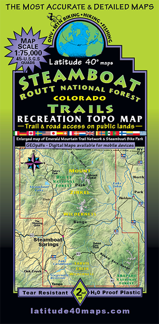 Steamboat - Routt National Forest Trails