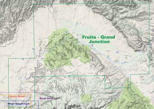 fruita grand junction trail map