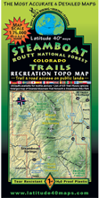 Steamboat Springs trail map