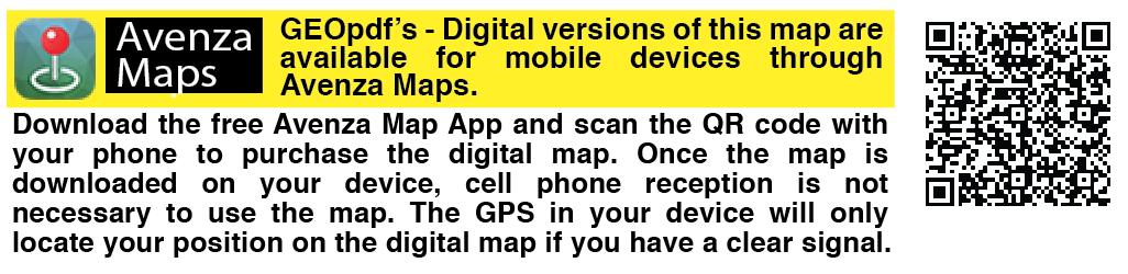 Boulder County digital trail map