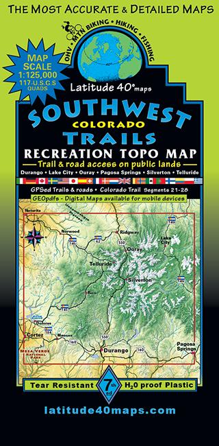 Southwest Colorado Trails